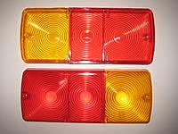 Стекло фонарь задний прицеп УАЗ нового образца