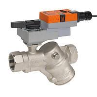 PICCV R2..P 2-х ходовые регулирующие шаровые клапаны с постоянным расходом DN 15 - 50