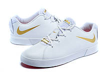 Кроссовки баскетбольные мужские Nike LeBron 12 XII NSW Lifestyle Low Tops Casual Shoes White