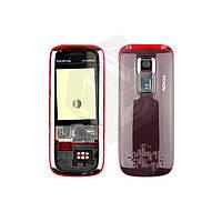 Корпус для Nokia 5130 Xpress Music - оригинальный (красный)