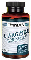 L-аргинин twinlab 120 капс США  в Украине