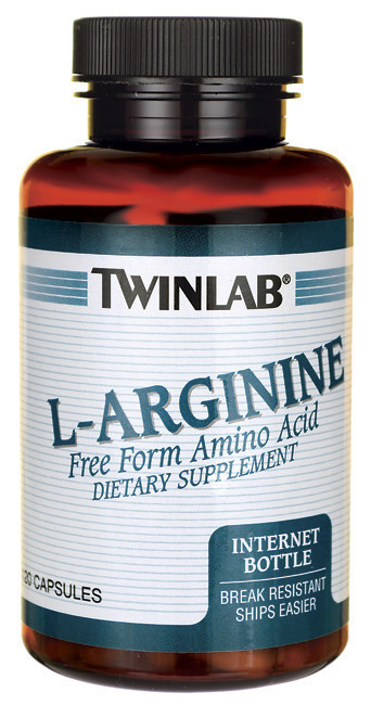L-аргинин twinlab 120 капс США  в Украине - Vitamin.in.ua - интернет-магазин витаминов и минералов в Киеве