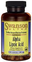 Альфа-липоевая кислота антивозрастная 120 капс США