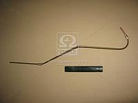 Трубка от цилиндра сцепления главный к гибкому шлангу ГАЗ 3307,3309 (производитель ГАЗ) 3309-1602580