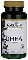 ДГЭА DHEA 25 мг для гормонального баланса США