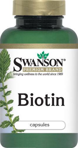 Биотин biotin для роста ногтей и волос США