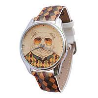 Женские наручные часы «Медведь хипстер», фото 1