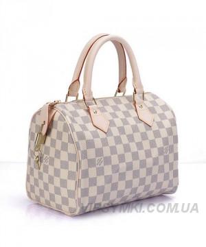 dbf57c516da1 Женская сумка LOUIS VUITTON SPEEDY DAMIER (4054) - Интернет-магазин  VipSymki в Киеве