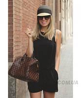 Женская сумка LOUIS VUITTON SPEEDY DAMIER BROWN (4055)