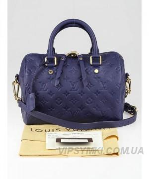 268579d7a9d7 Женская сумка LOUIS VUITTON SPEEDY ROYAL BLUE (3935). 6 970 грн. Купить