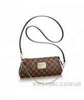 Женская сумка в стиле LOUIS VUITTON DAMIER AZUR EVA II (4059), фото 1