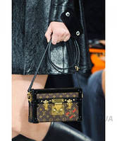 Женская сумка LOUIS VUITTON PETITE MALLE EPI (4076)