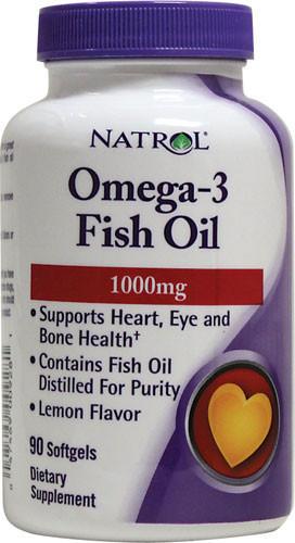 Омега 3 жирные кислоты для сердечно-сосудистой системы США 1000 мг 90 капсул - Vitamin.in.ua - интернет-магазин витаминов и минералов в Киеве