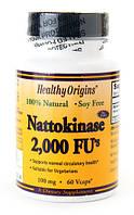 Наттокиназа при головных болях США