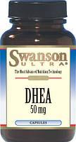 Дгэа DHEA для сердечно сосудистой системы 50 мг 120 капс США