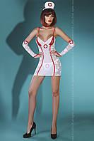 Эротический ролевой костюм - сексуальная медсестра  Charleen LiviaCorsetti (Ливия Корсетти)