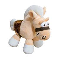Мягкая игрушка Конь Цезарь 25 см