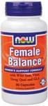 Женский баланс (Female Balance) 90 капсул