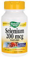 Селен (Selenium) 200 мкг 100 капсул
