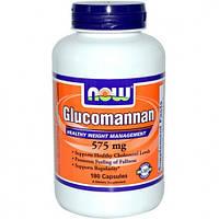 Регулятор аппетита Глюкоманнан (Glucomannan) 575 мг 180 капсул