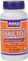 Средство для похудения 7-Кето, DHEA Acetate, 25 мг, 90 капс