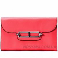 Кошелёк женский HERMES style (580 Pink)