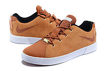Кроссовки баскетбольные мужские Nike LeBron 12 XII NSW Lifestyle Low Tops Casual Shoes Brown
