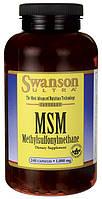 МСМ(метилсульфонилметан) 1000 мг 240 капс