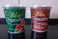 Milimi Chocofini krem Шоколадно-ореховая паста 400 гр