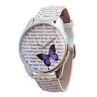 Женские наручные часы «Письмо взмахом крыла», фото 1