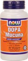 Бархатные бобы(DOPA Mucuna)90капс