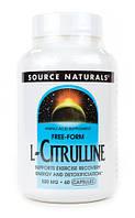 Л-цитрулин(L-Citrulline)500мг.60капс