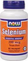 Селен (Selenium) 200 мкг 90 капсул