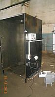 Коптильня промышленная загрузка 250 кг/ 2440 л