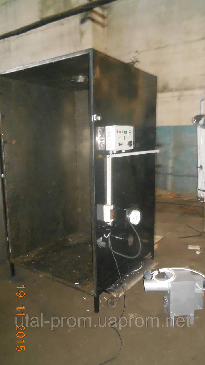 Коптильня горячего копчения промышленная купить царга для самогонного аппарата luxstahl