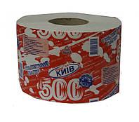 """Туалетний папір """"500"""" на втулці/16"""