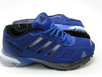 Мужские кроссовки Adidas Marathon TR18 синие