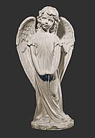 Статуя Ангел из литьевого мрамора Размер 49*24*17 см