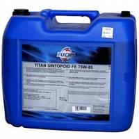 Трансмиссионное масло Fuchs Titan Sintopoid LS 75W-90 20л