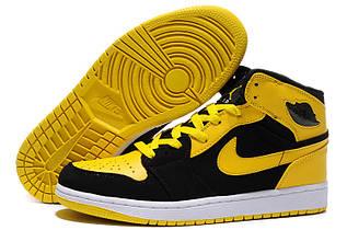Кроссовки мужские Nike Air Jordan 1 / AJM-005 (Реплика)