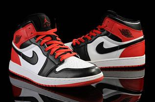 Кроссовки мужские Nike Air Jordan 1 / AJM-008 (Реплика)