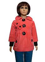 Пальто для девочек Ромашка