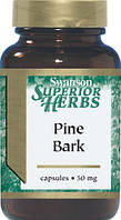 Экстракт Коры Сосны (Pine Bark) 50мг 100 капс