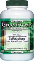 Сульфорафан (Sulforaphane from Broccoli - 100% Natural) 400 мкг 60 капсул