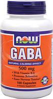 Габа+витамин В6(GABA 500 mg + B-6 2 mg)500мг+2мг.100к