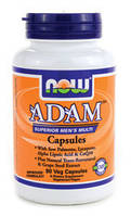 Мульти-витаминный комплекс для мужчин Адам, ADAM, 90 капсул