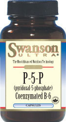 Пиродоксаль-5-фосфат (P-5-P) 40 мг 60 капсул
