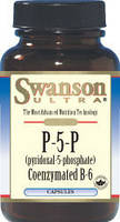 Пиродоксаль-5-фосфат (P-5-P) 50 мг 60 капсул