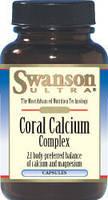Кальций натуральный корраловый 90 капсул