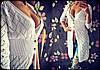 Ажурный вязаный кардиган, фото 4